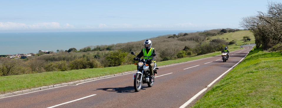 County Rider Motorcycle Training - A2 Licence