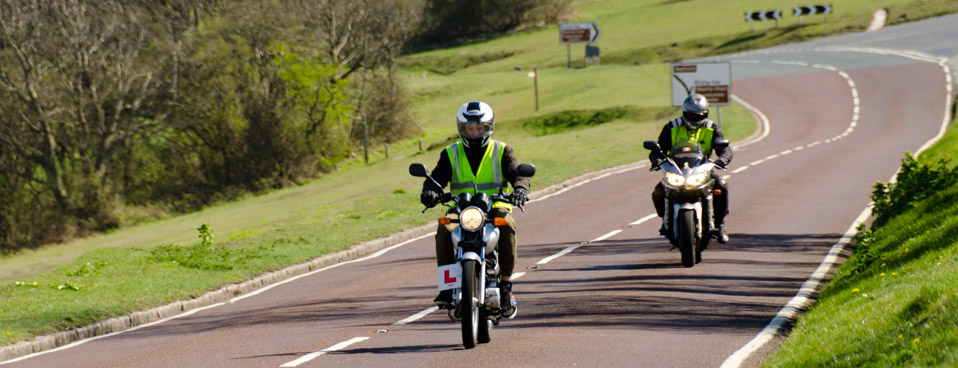 County Rider Motorcycle Training Courses